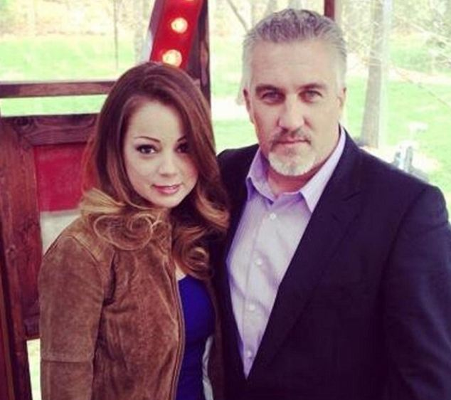 Celebrity chefs Paul Hollywood and Marcela Valladolid.
